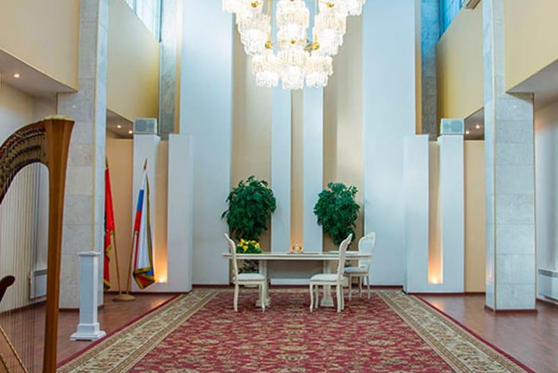 4 дворец бракосочетания фото