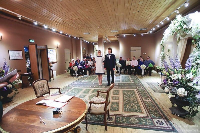 дворец бракосочетания в коломенском фото