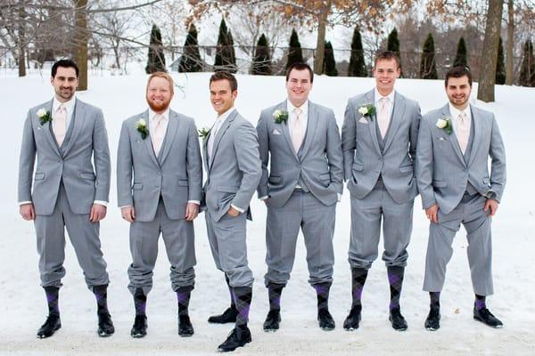 Свадьба зимой Москва